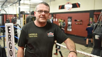 Interview with Boxing Coach Alan Clarke