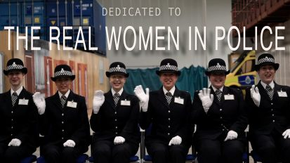 THE REAL WOMEN IN POLICE