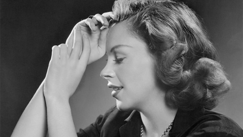 The Lesser Known Myth & Magic of Judy Garland